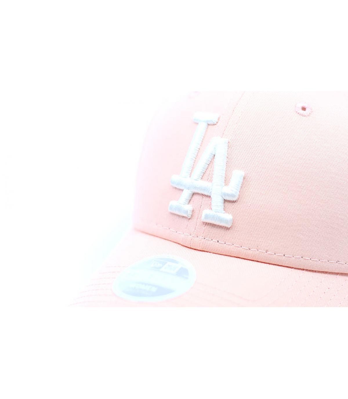 Details Cap Wmns League Ess LA 9Forty pink - Abbildung 3