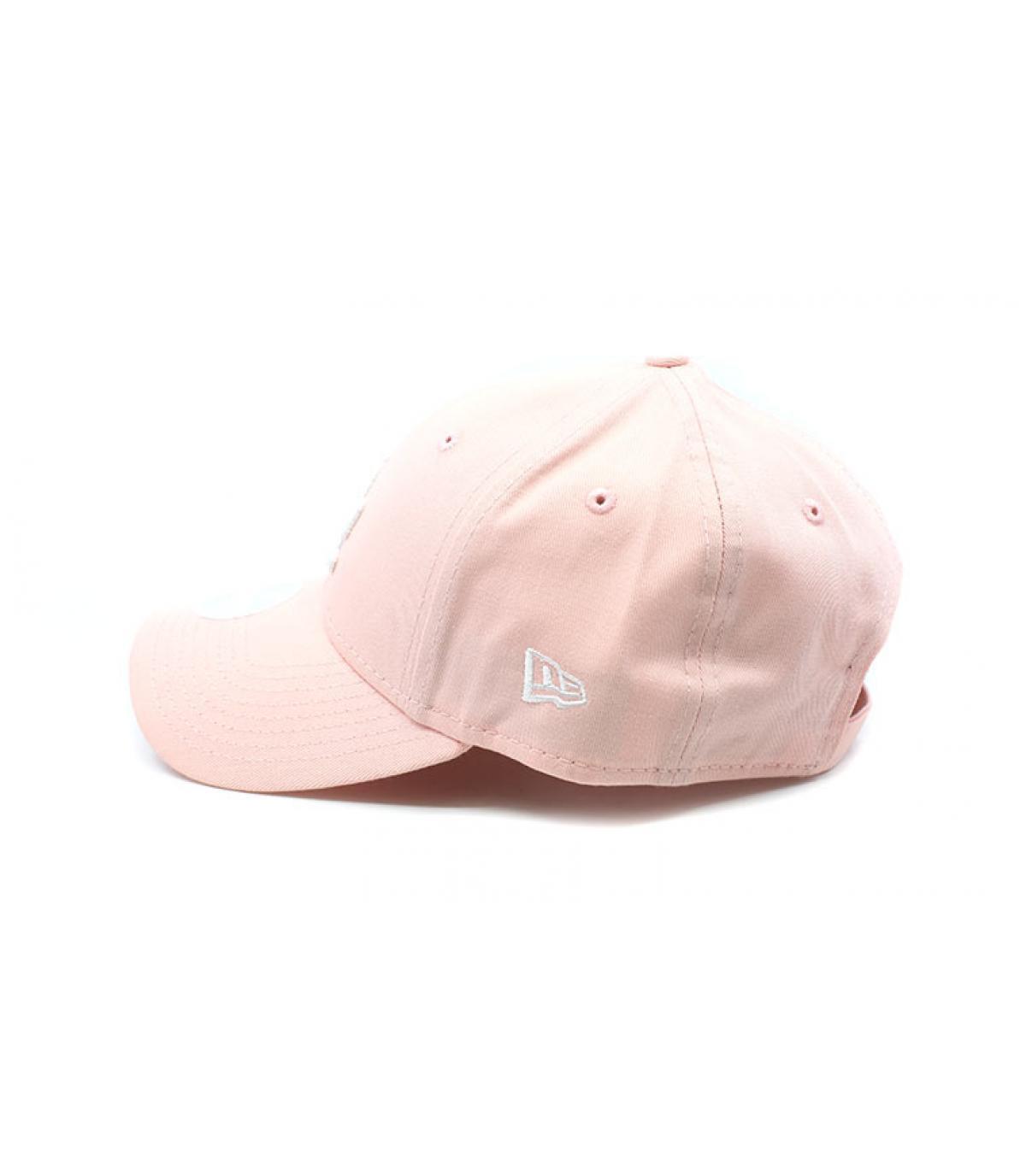 Details Cap Wmns League Ess LA 9Forty pink - Abbildung 4
