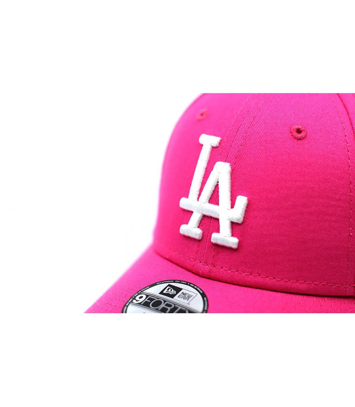 Details Cap  Wmns League Ess LA 9Forty beetroot purple - Abbildung 3