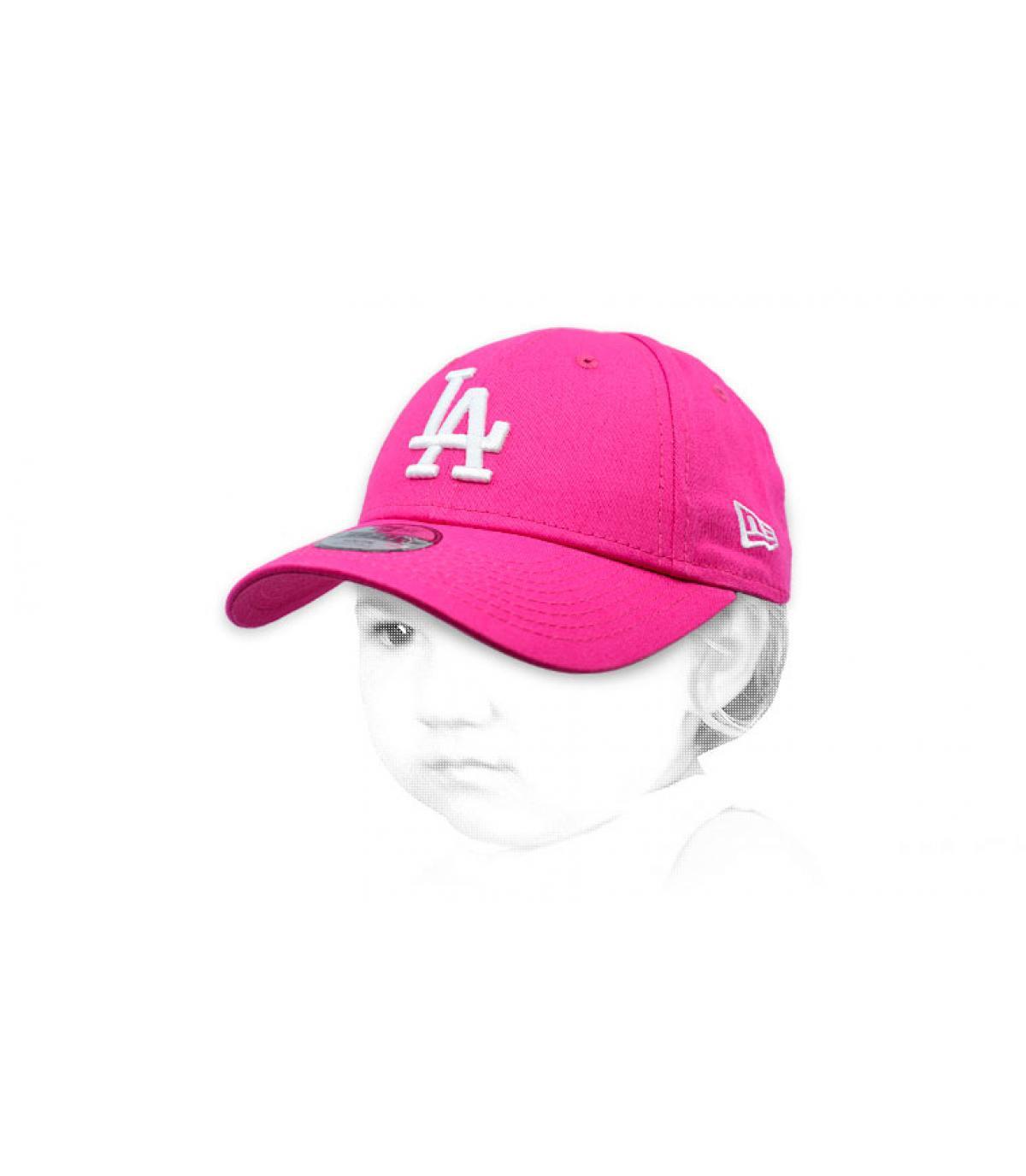 Baby Cap LA rosa