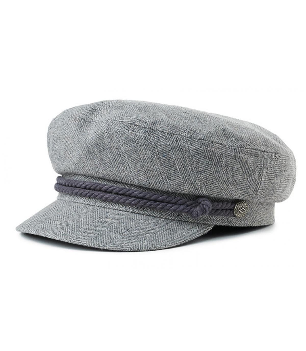 Seemanns Cap grau Brixton