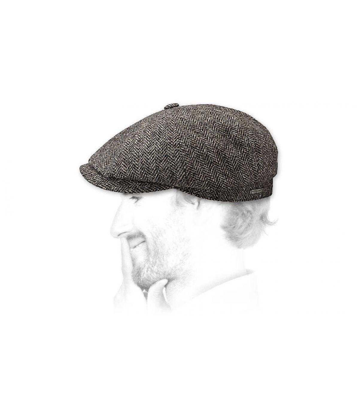 Details Hatteras Woolrich dunkelgrau - Abbildung 3