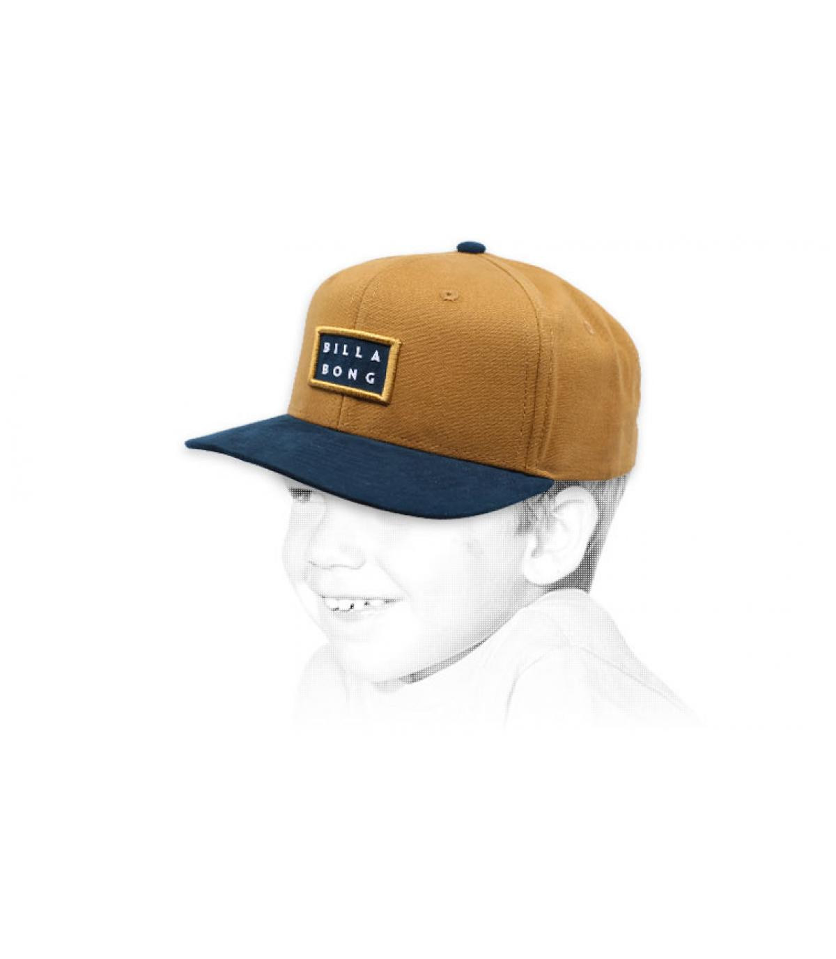 Kinder Cap beige Billabong