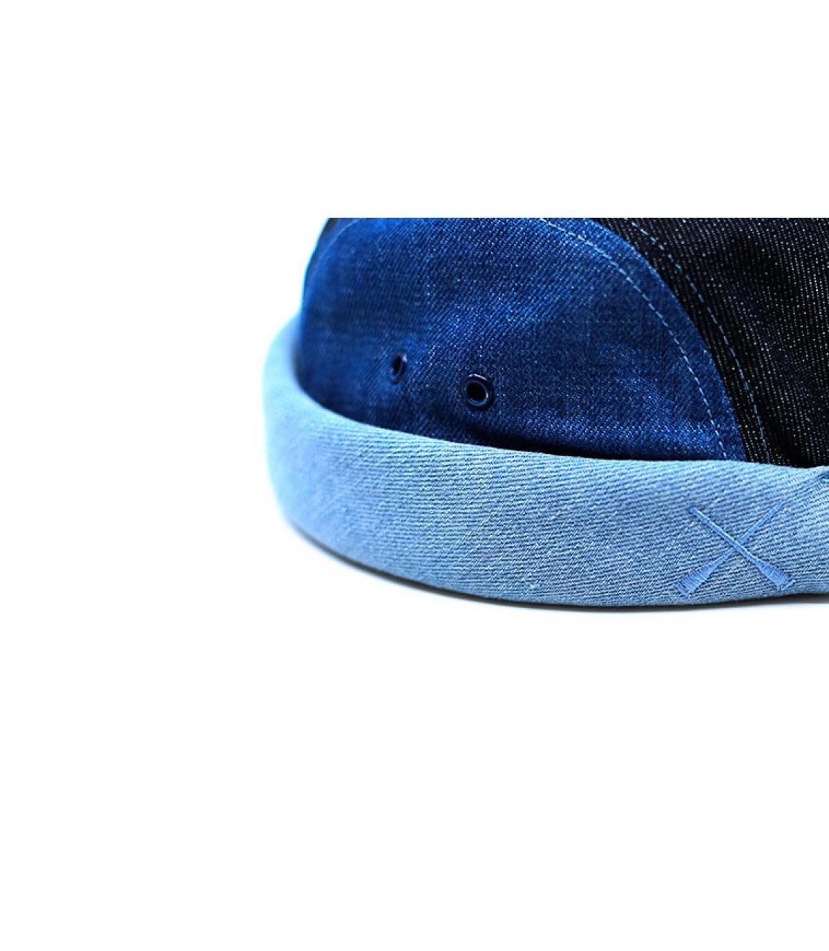 Details Miki 5 Panel denim blue - Abbildung 4