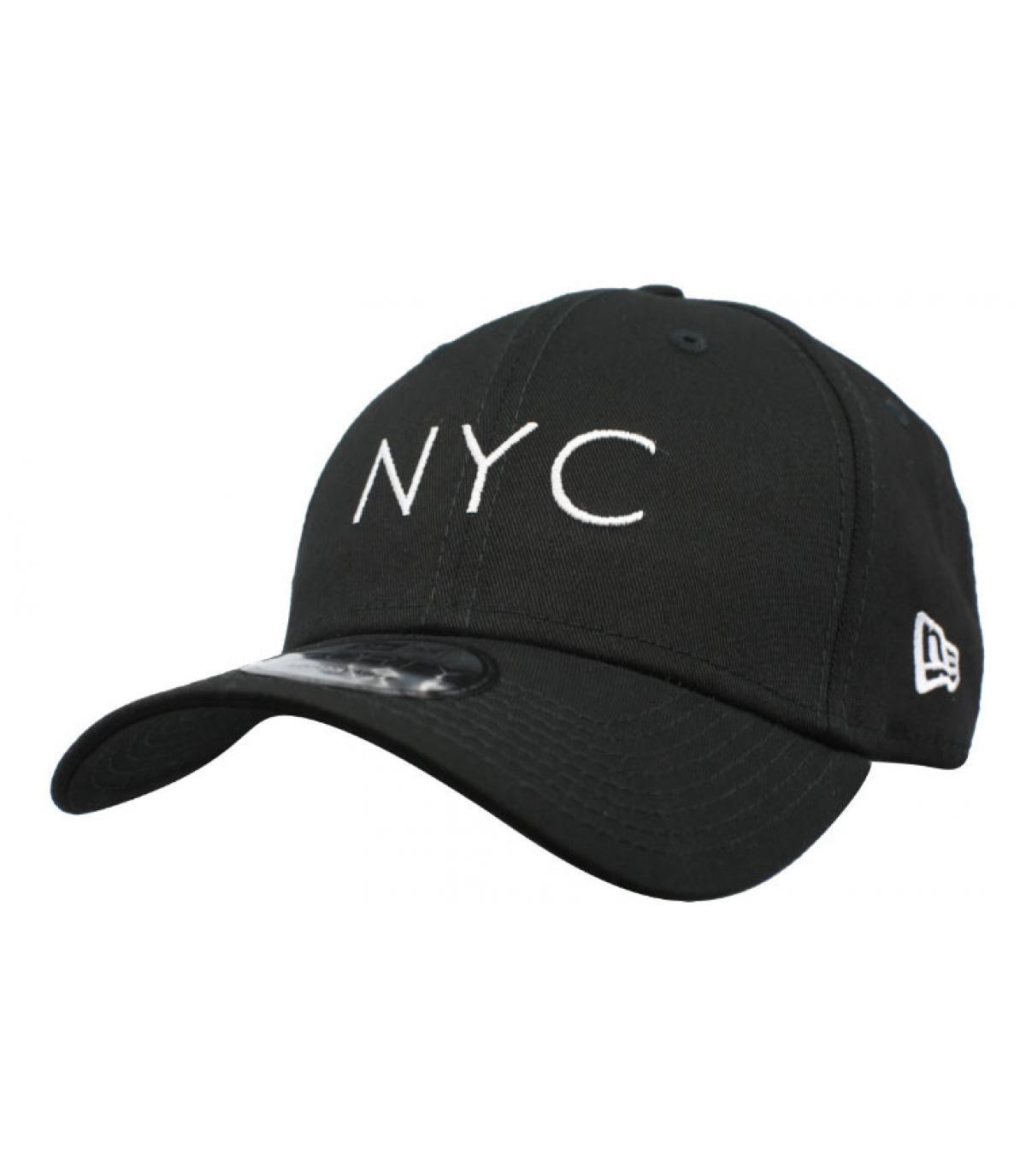 Details Cap NYC NE Ess 9Forty black - Abbildung 2