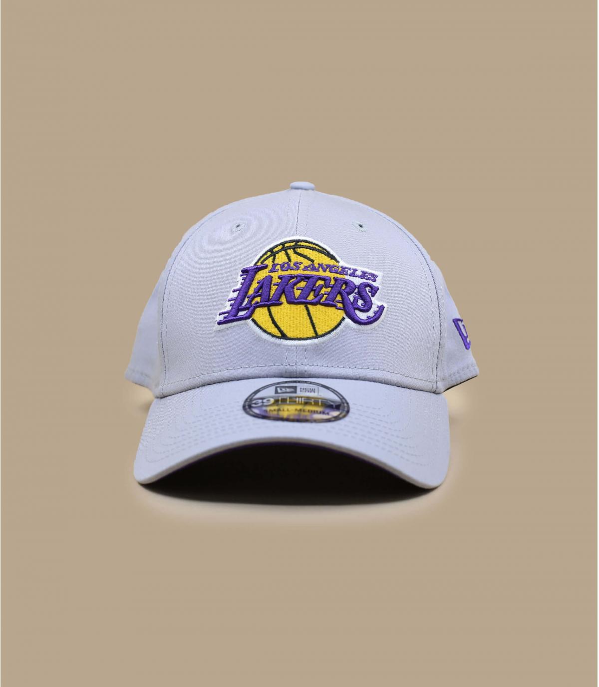 Details Cap NBA Lakers 39Thirty gray - Abbildung 2