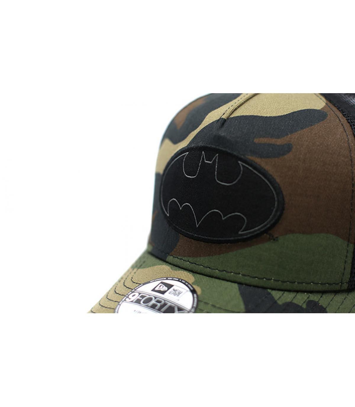 Details Trucker Kids Batman woodland camo - Abbildung 3