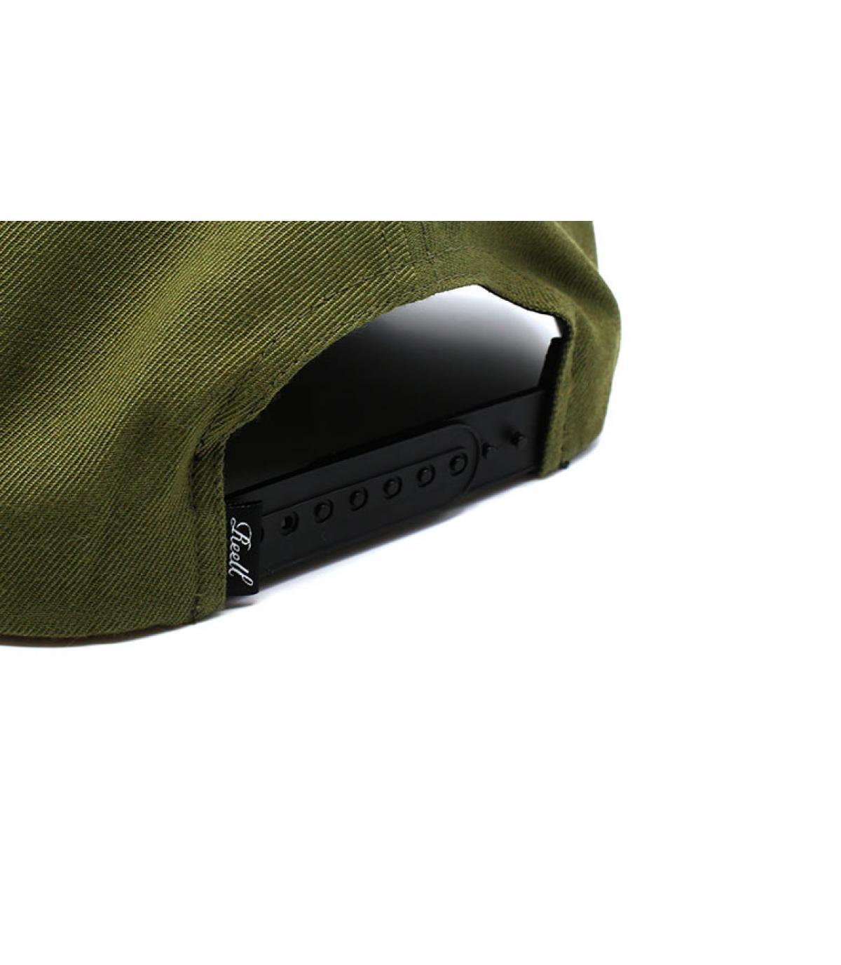 Details Pitchout Cap olive black - Abbildung 5