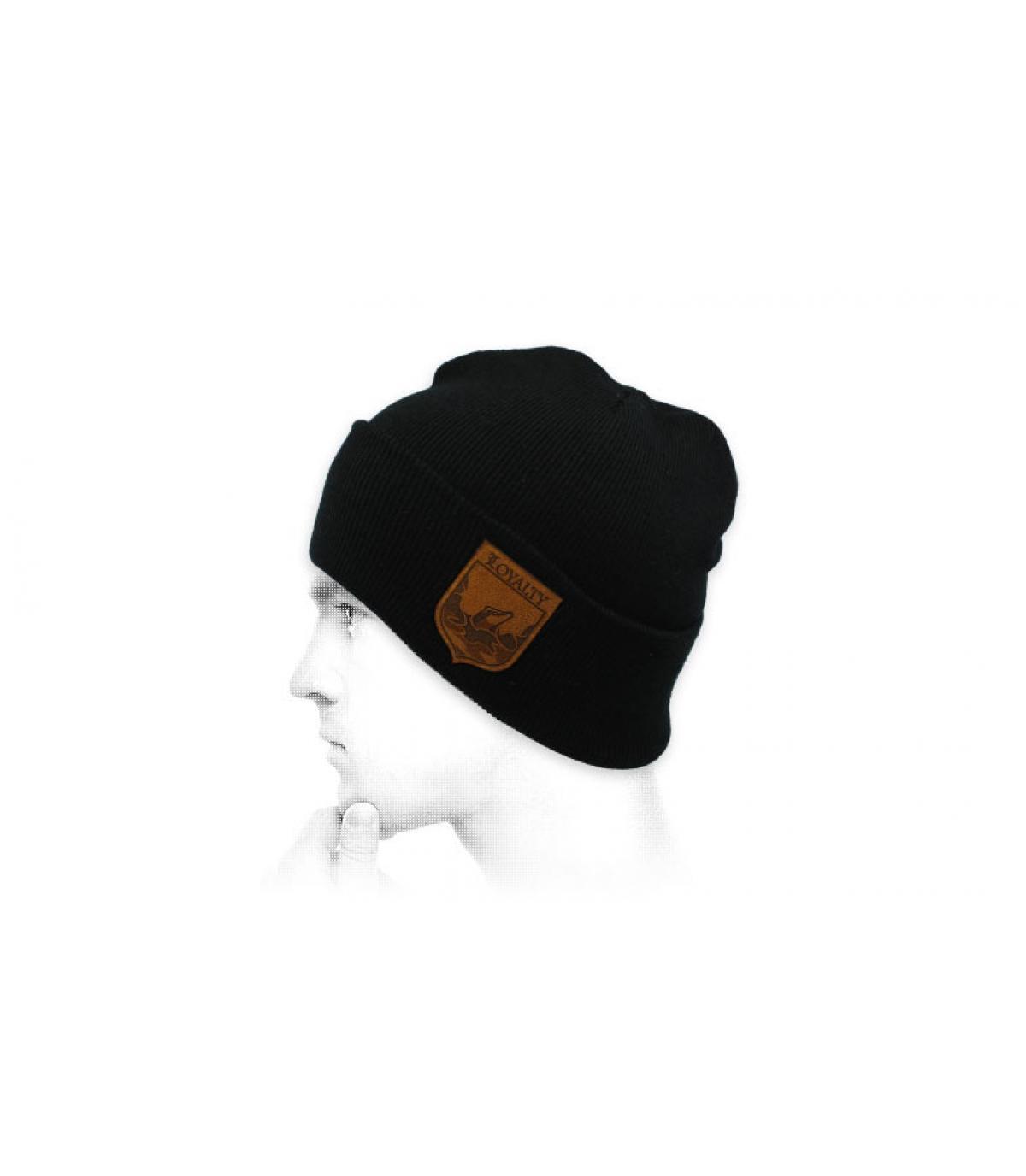 Mütze Loyalty schwarz