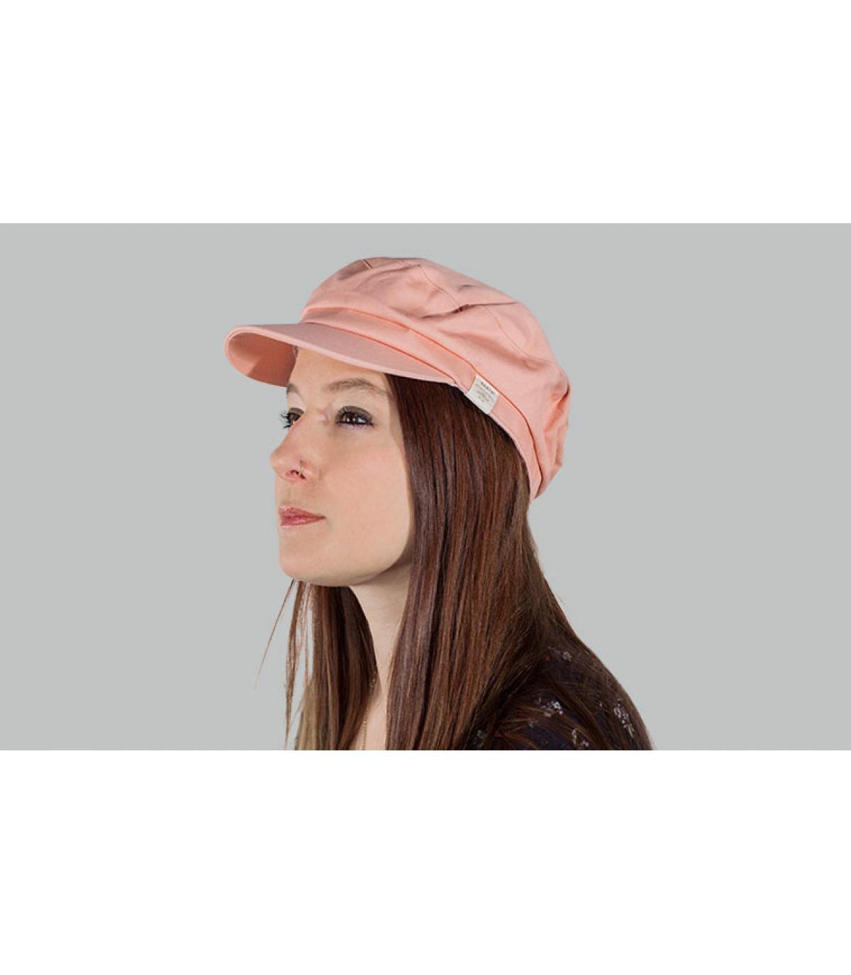 Seemanns Cap rosa