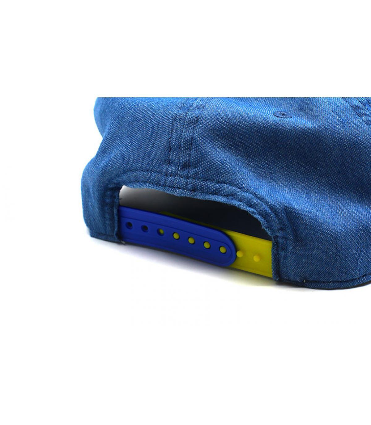 Details Conquest blue - Abbildung 5