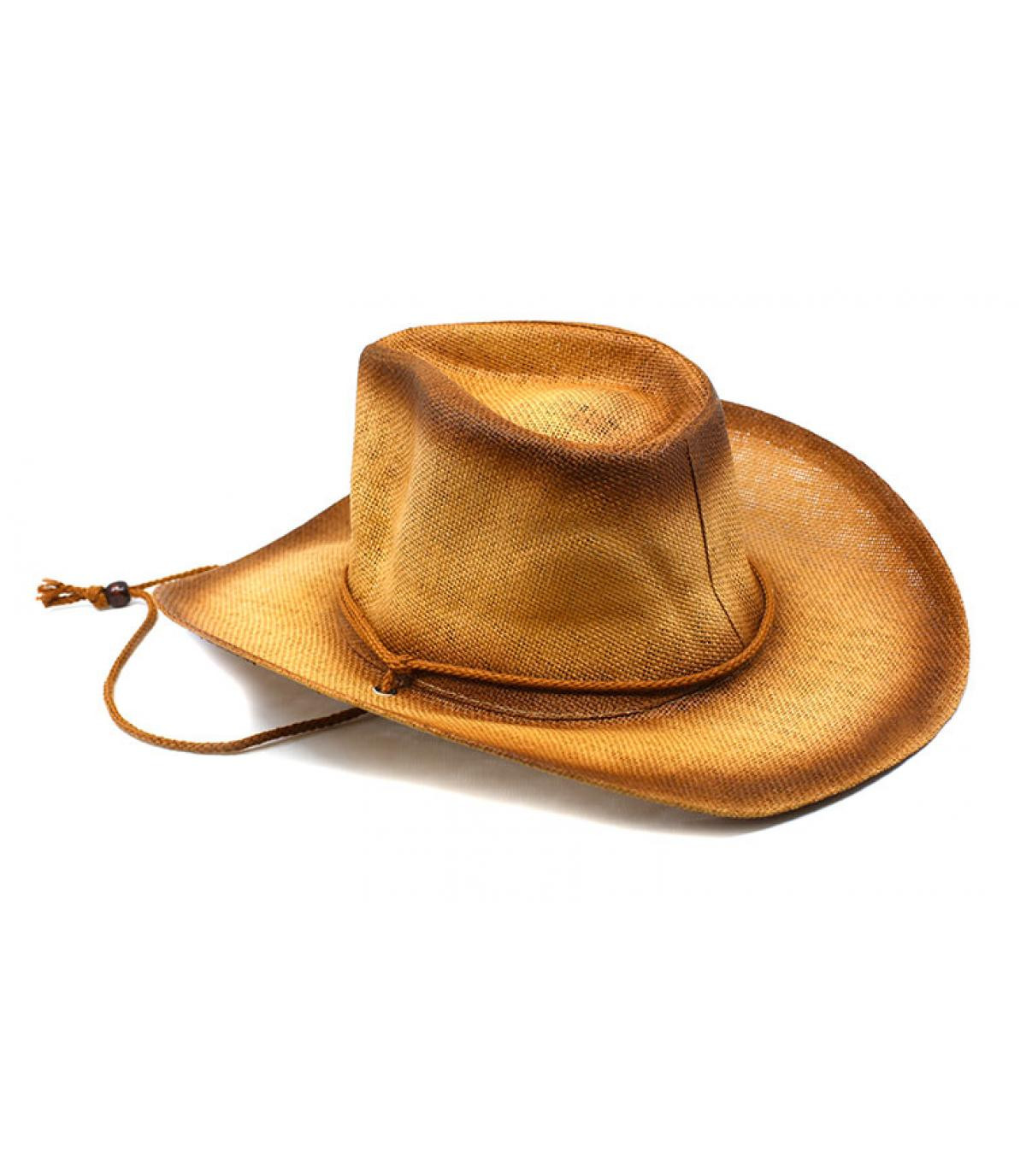 Cowboy Strohhut
