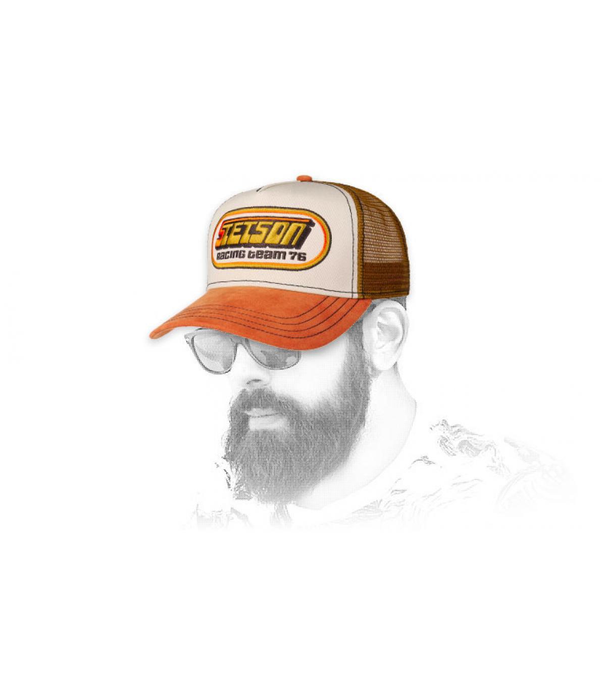 Trucker Racing Stetson