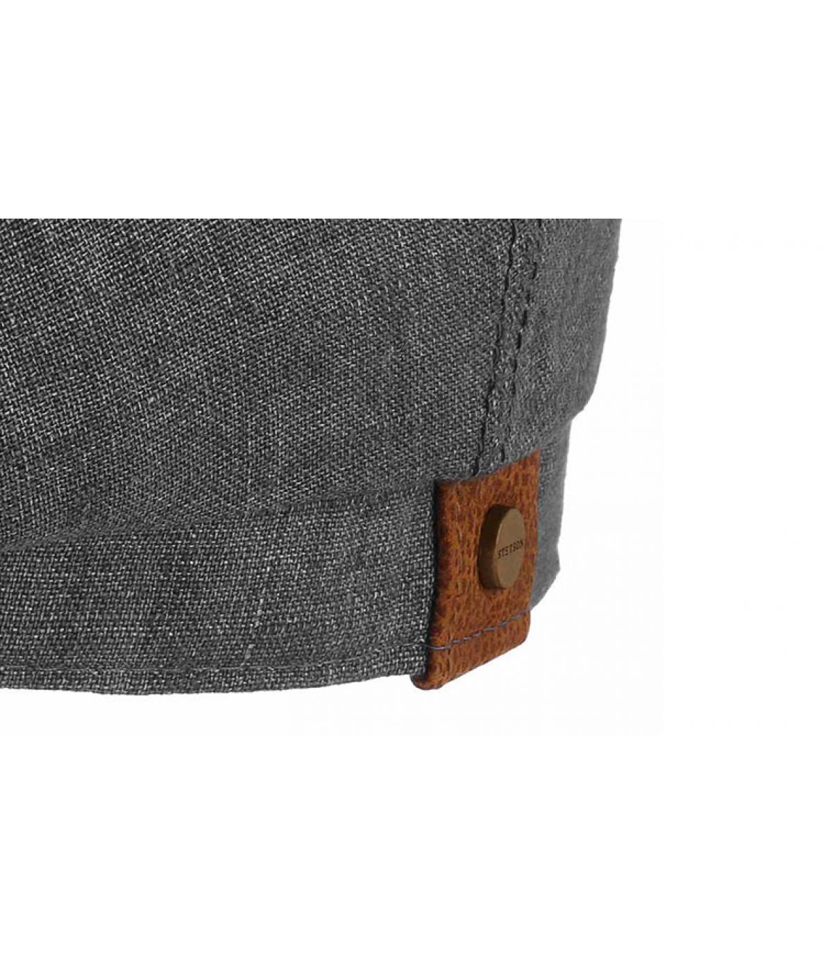 Details Hatteras Linen grey - Abbildung 3