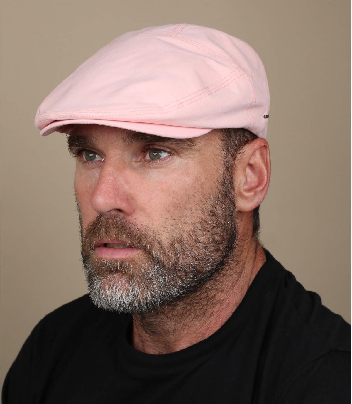 Barett rosa Baumwolle
