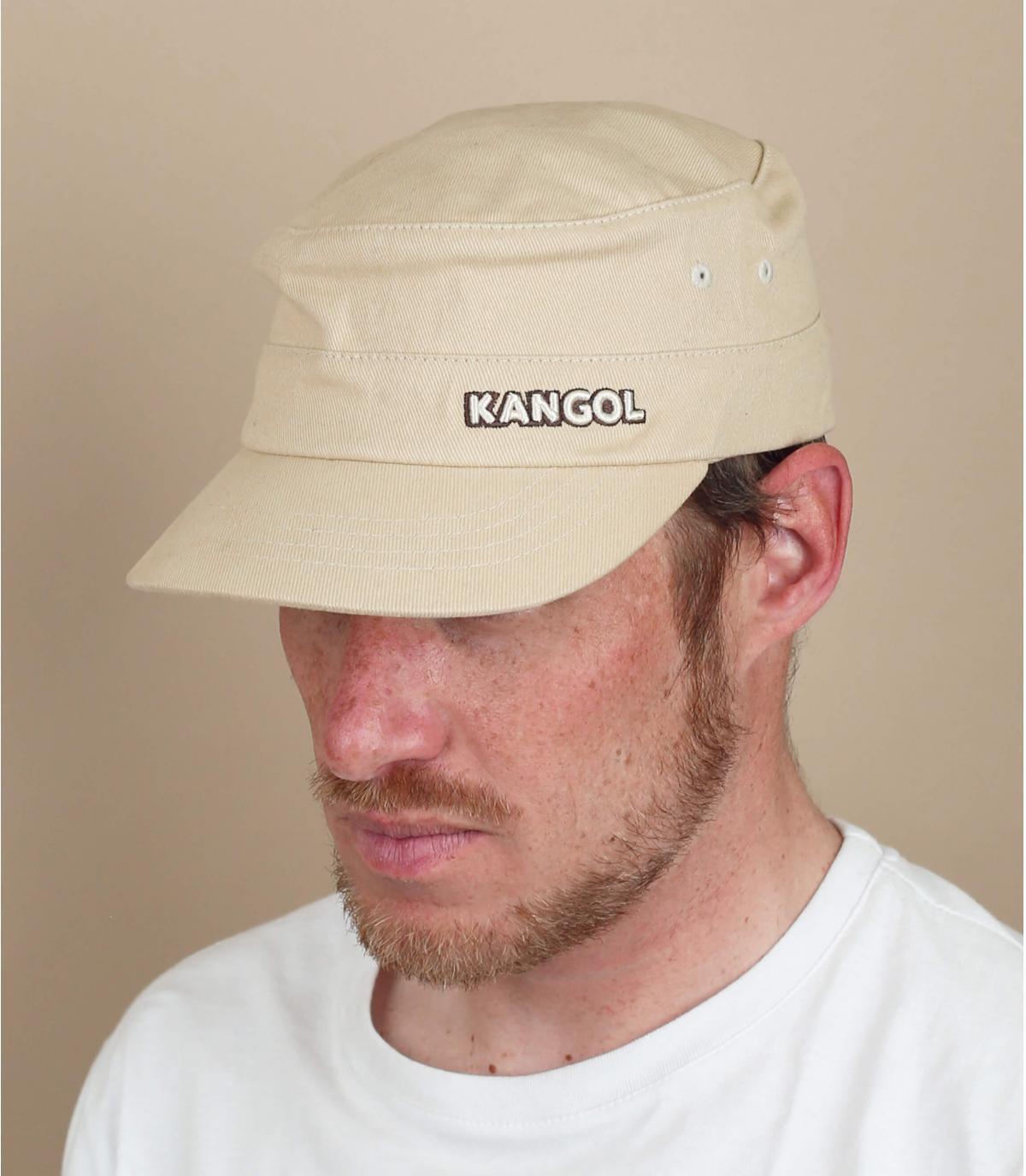 Army Cap beige Kangol