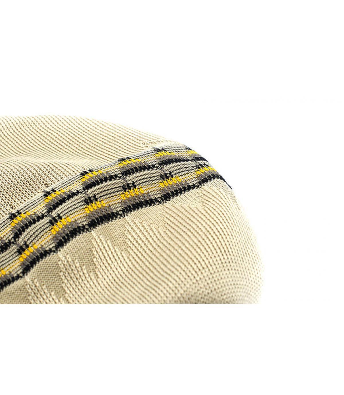 Details Argyle 504 beige - Abbildung 3