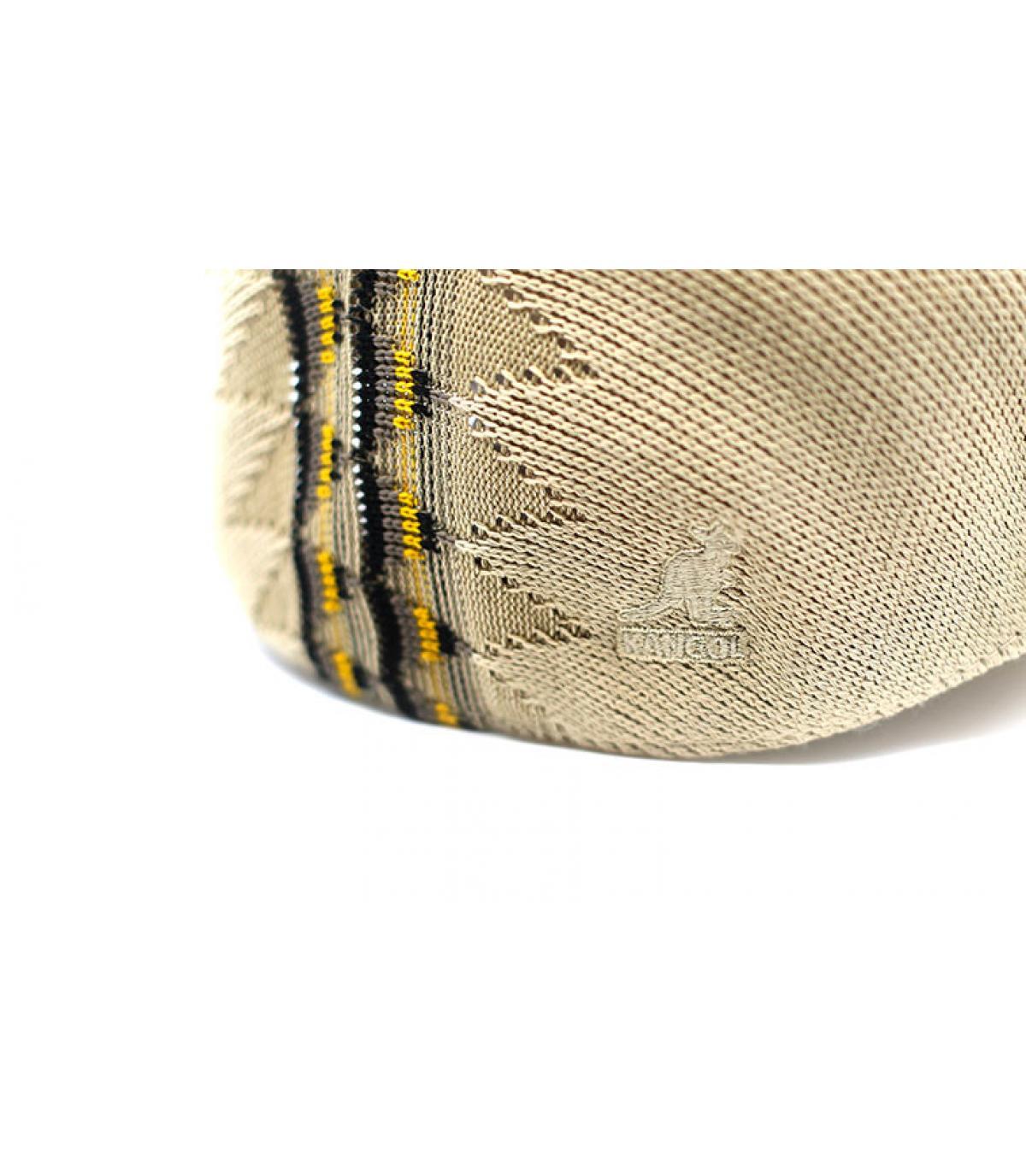 Details Argyle 504 beige - Abbildung 4