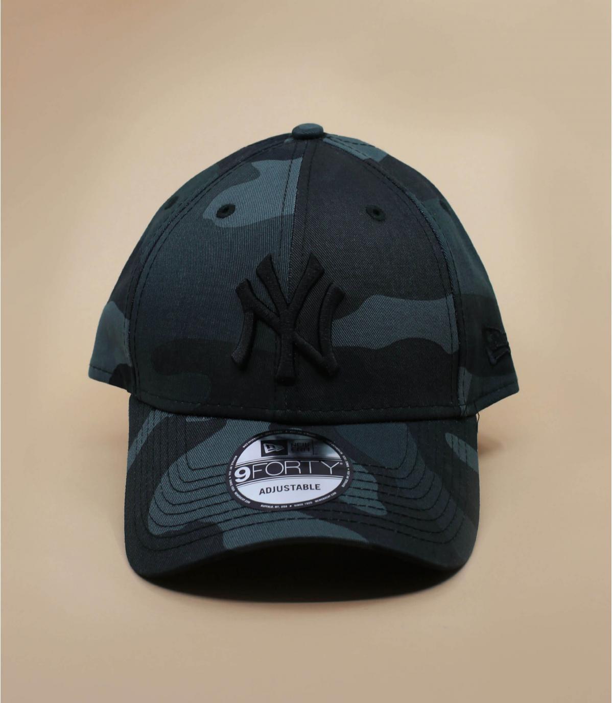 Details Cap NY League Ess 9Forty Camo midnite - Abbildung 2