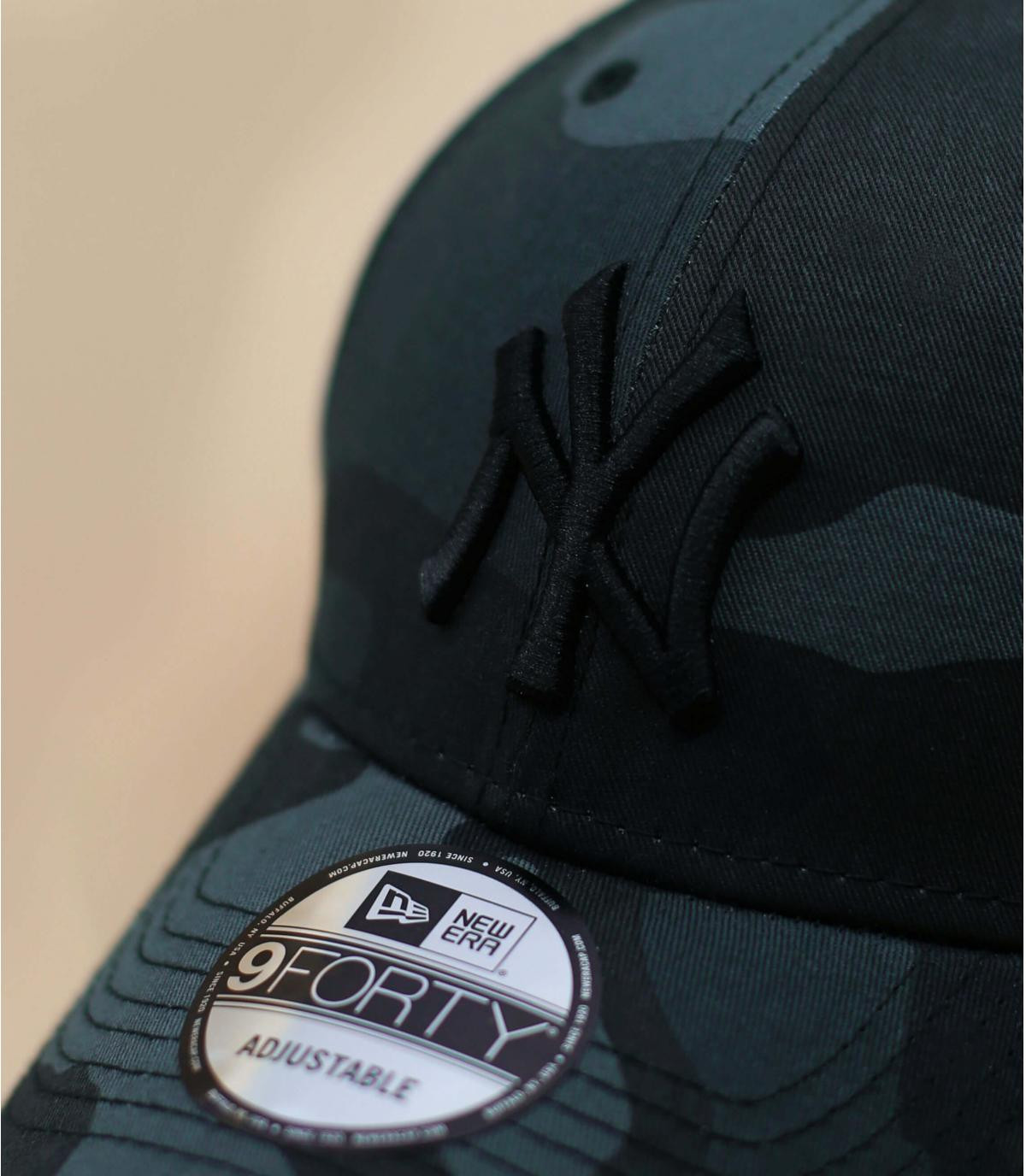 Details Cap NY League Ess 9Forty Camo midnite - Abbildung 3