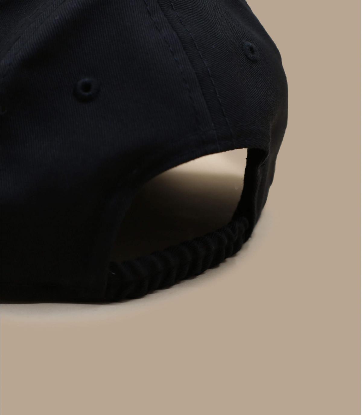 Details Baby Cap NY 9Forty black white - Abbildung 3