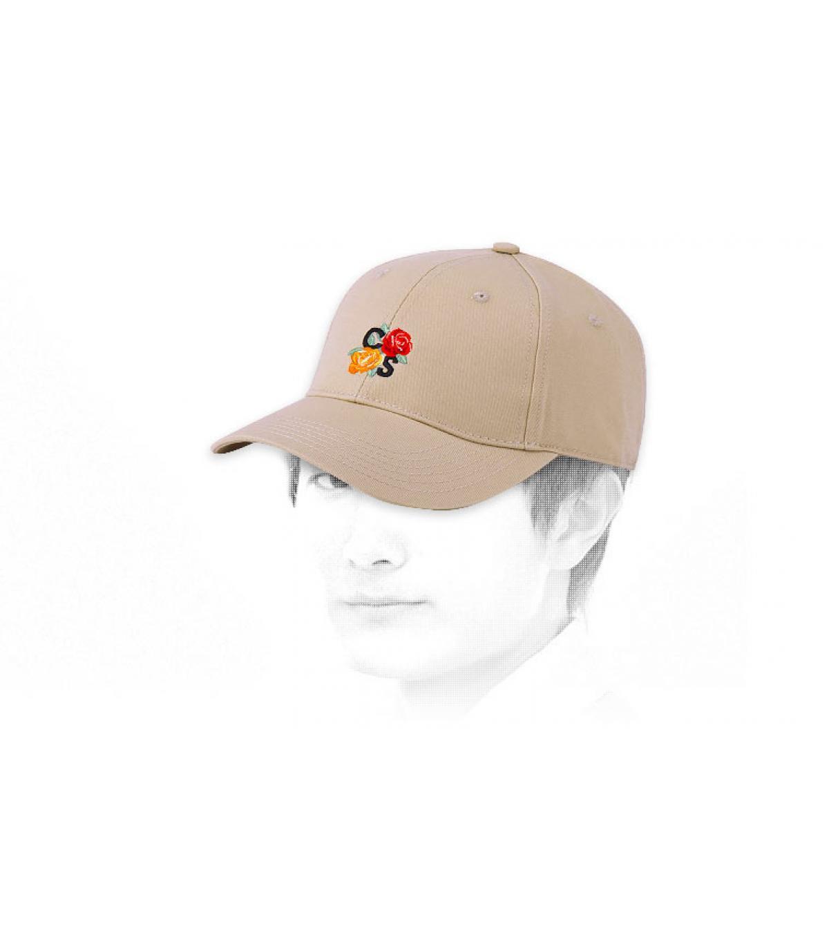 Cap Cayler beige