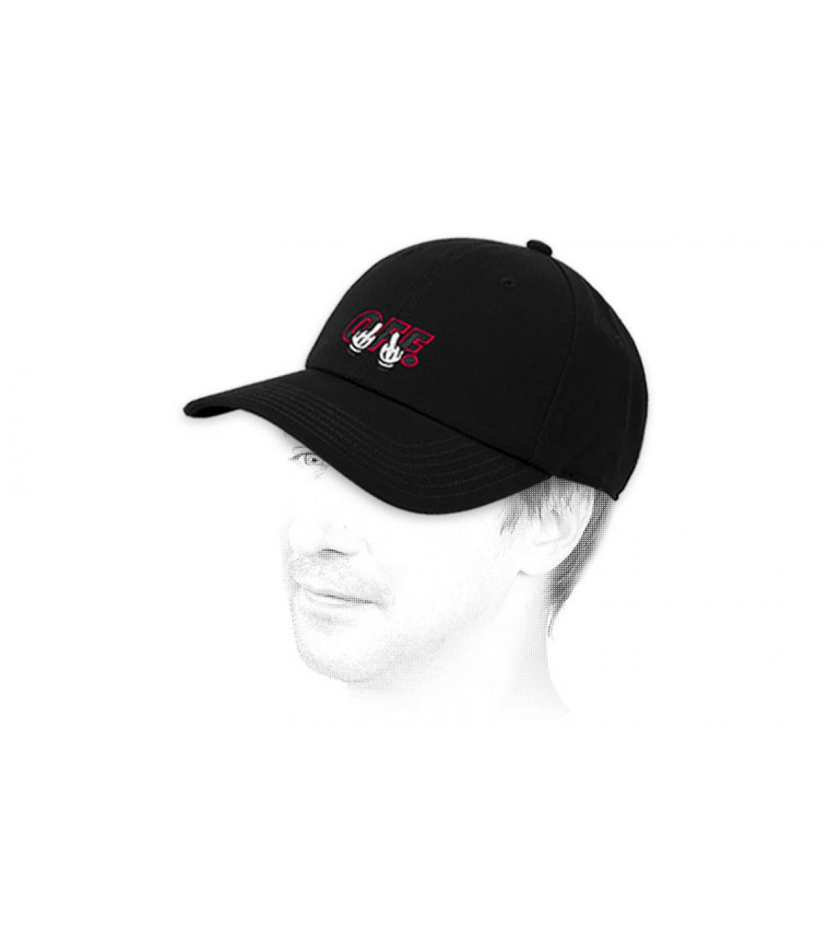 Cap schwarz F… OFF