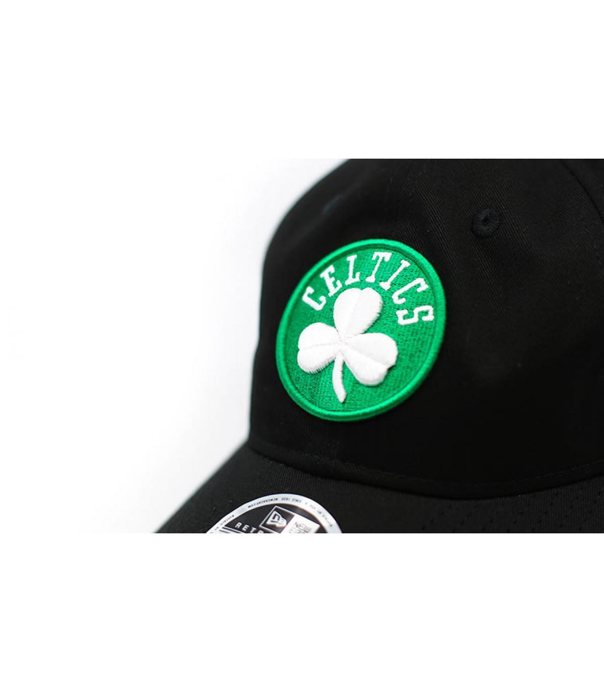 Details Snapback NBA Retro Crown 9Fifty Celtics - Abbildung 3