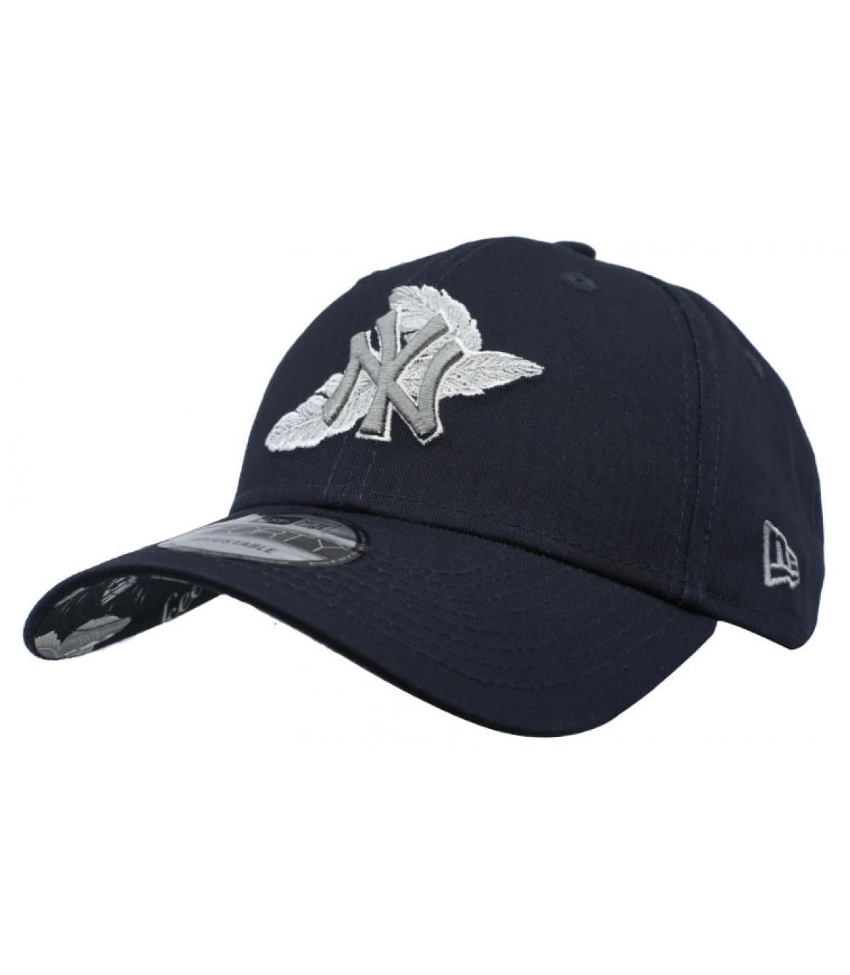 Details Cap MLB Light Weight NY 9Forty navy gray - Abbildung 2