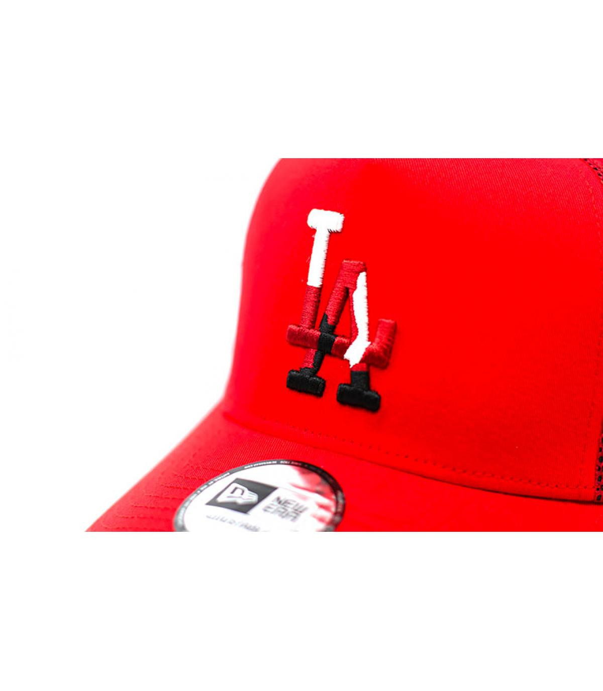 Details Trucker Camo Infill LA red - Abbildung 3