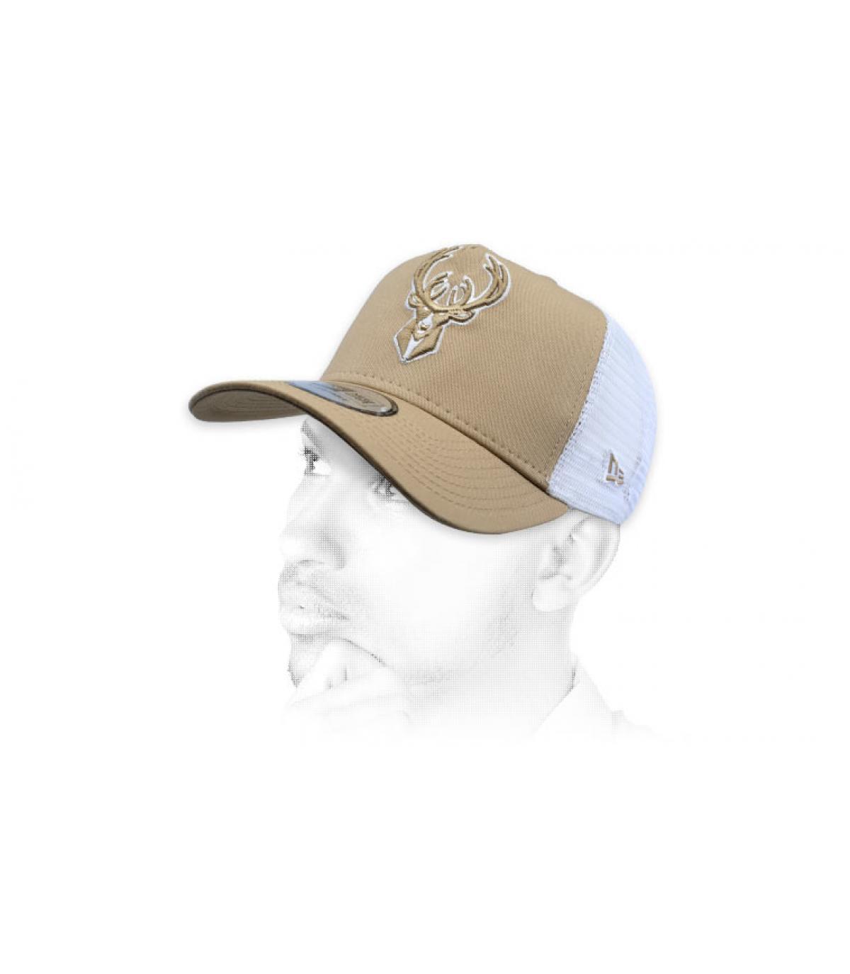 Trucker beige Bucks