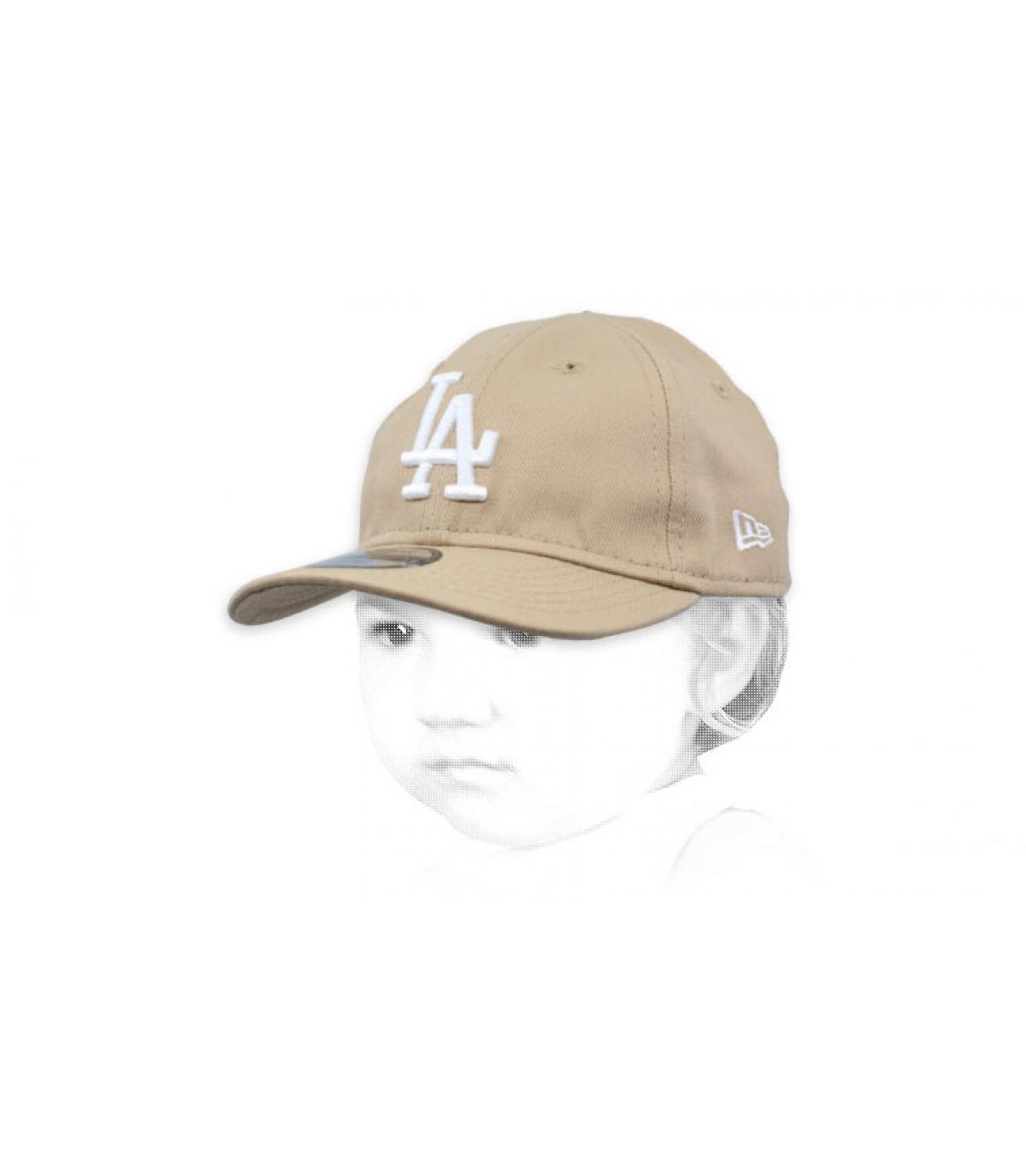 Baby Cap beige LA