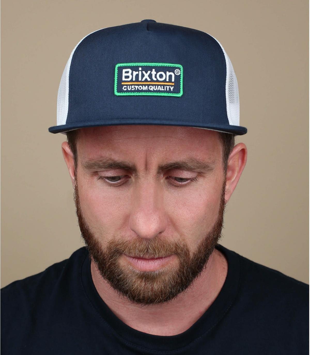 Trucker marineblau Brixton
