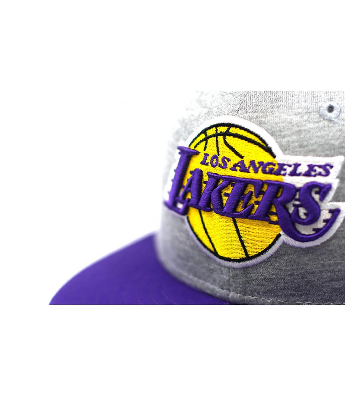 Details Shadow Tech 9Fifty Lakers - Abbildung 3