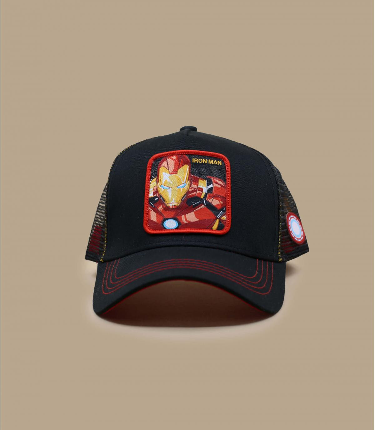 Details Trucker Iron Man - Abbildung 2