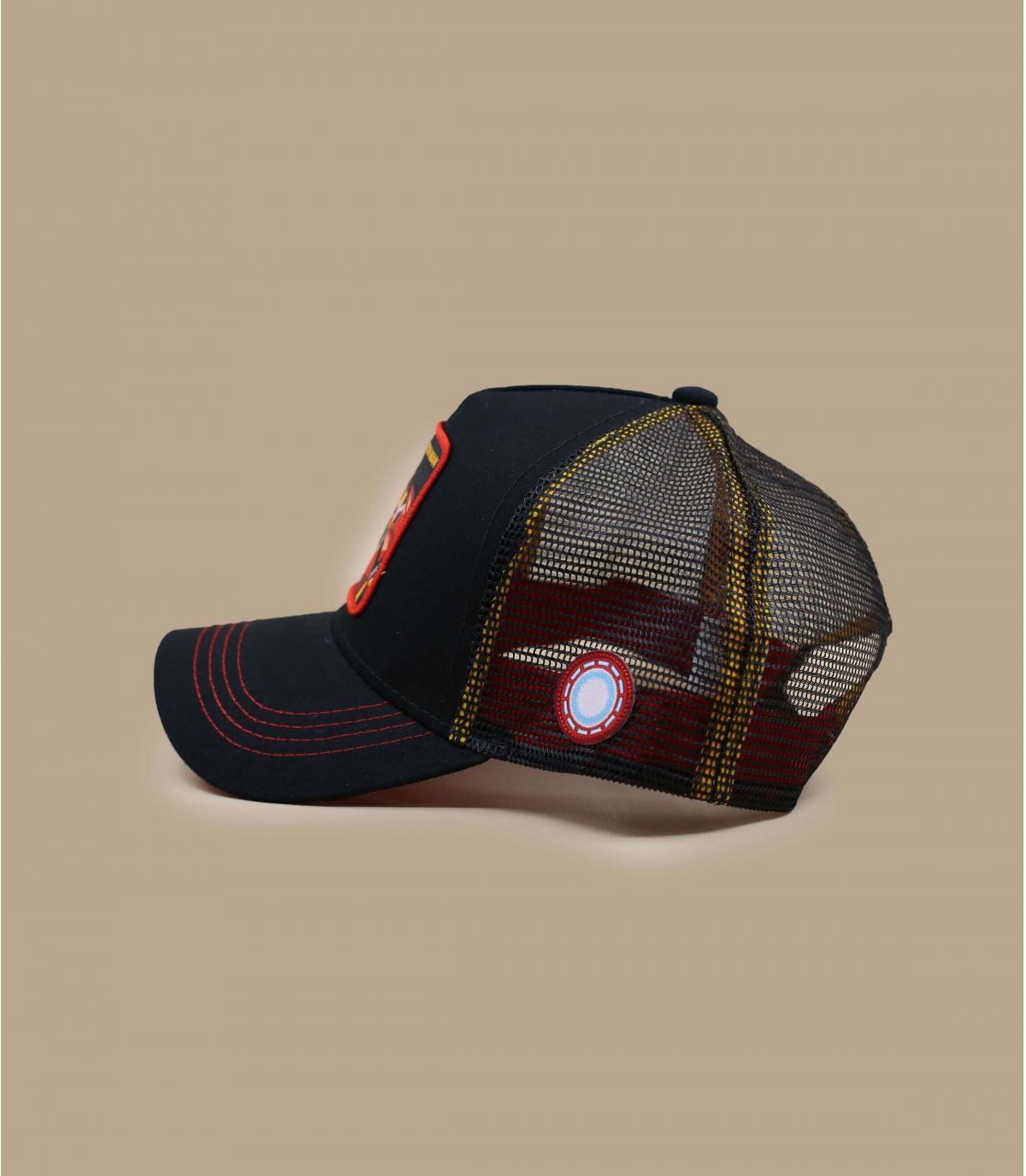 Details Trucker Iron Man - Abbildung 3