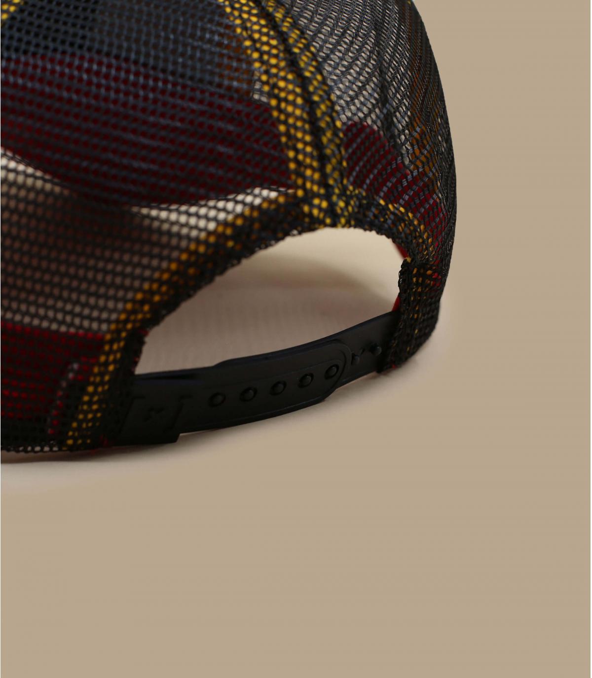 Details Trucker Iron Man - Abbildung 4