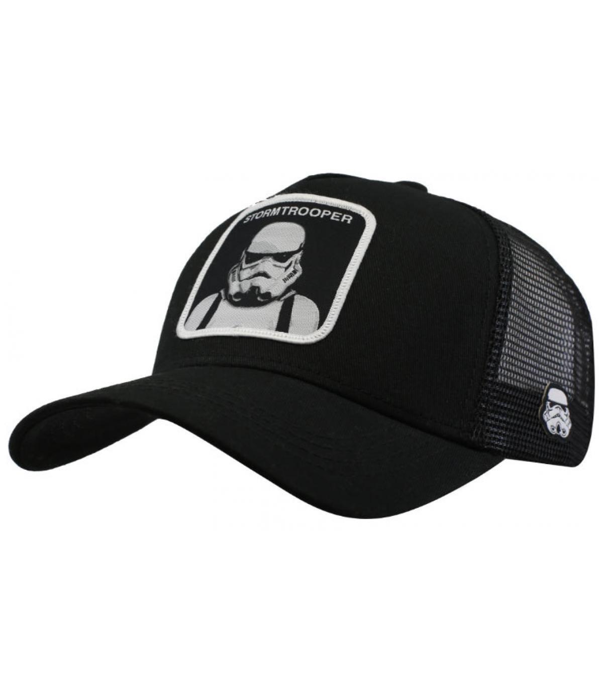 Trucker Stormtrooper schwarz