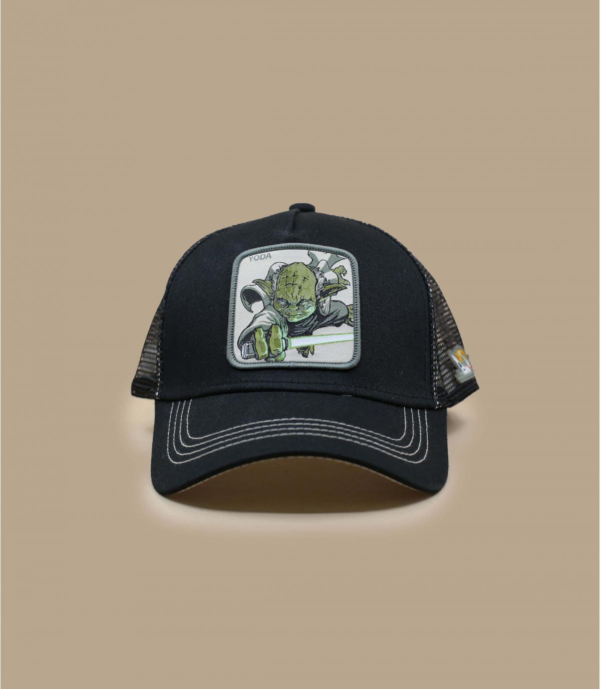 Details Trucker Yoda - Abbildung 2