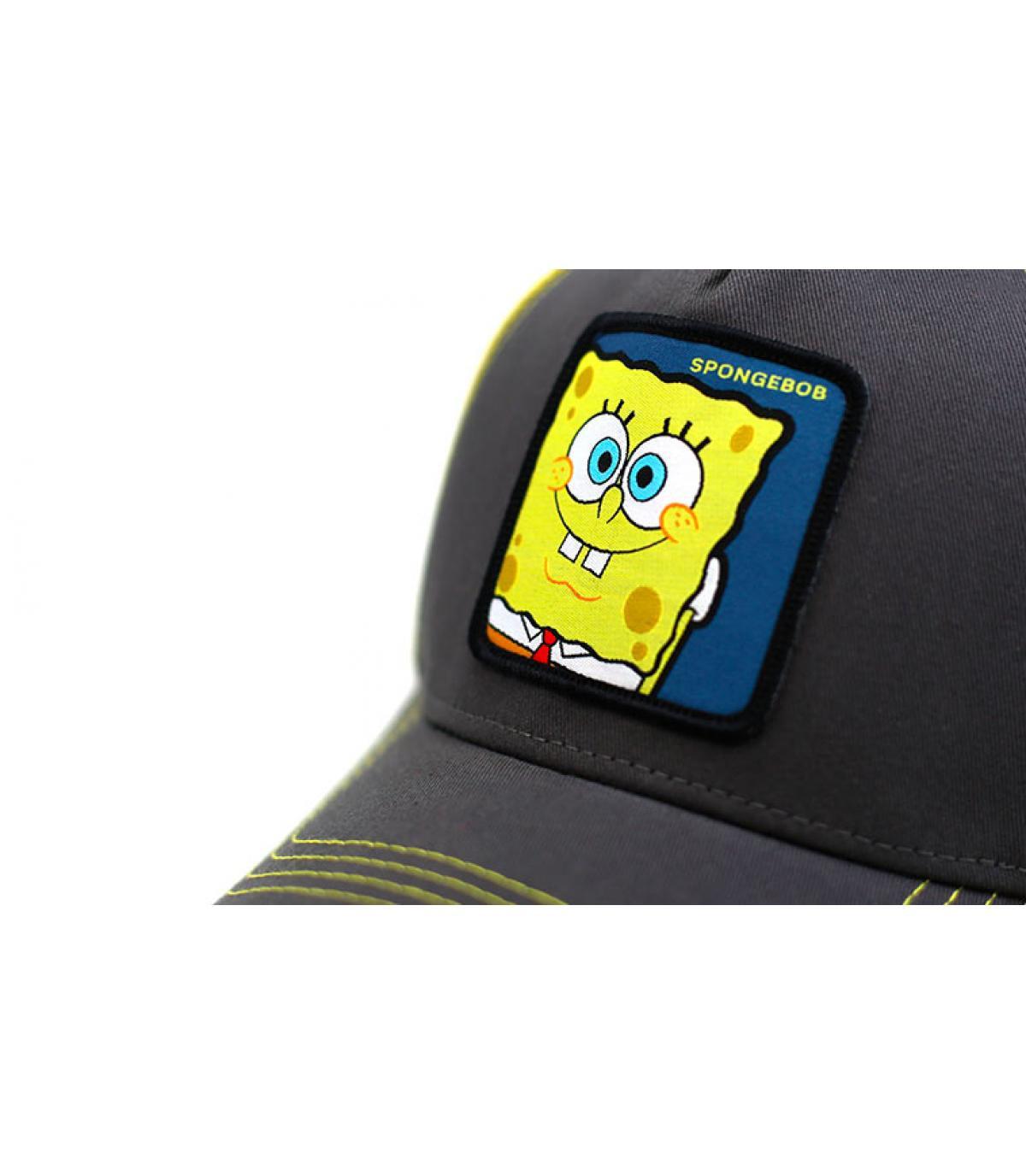Details Trucker Sponge Bob - Abbildung 3