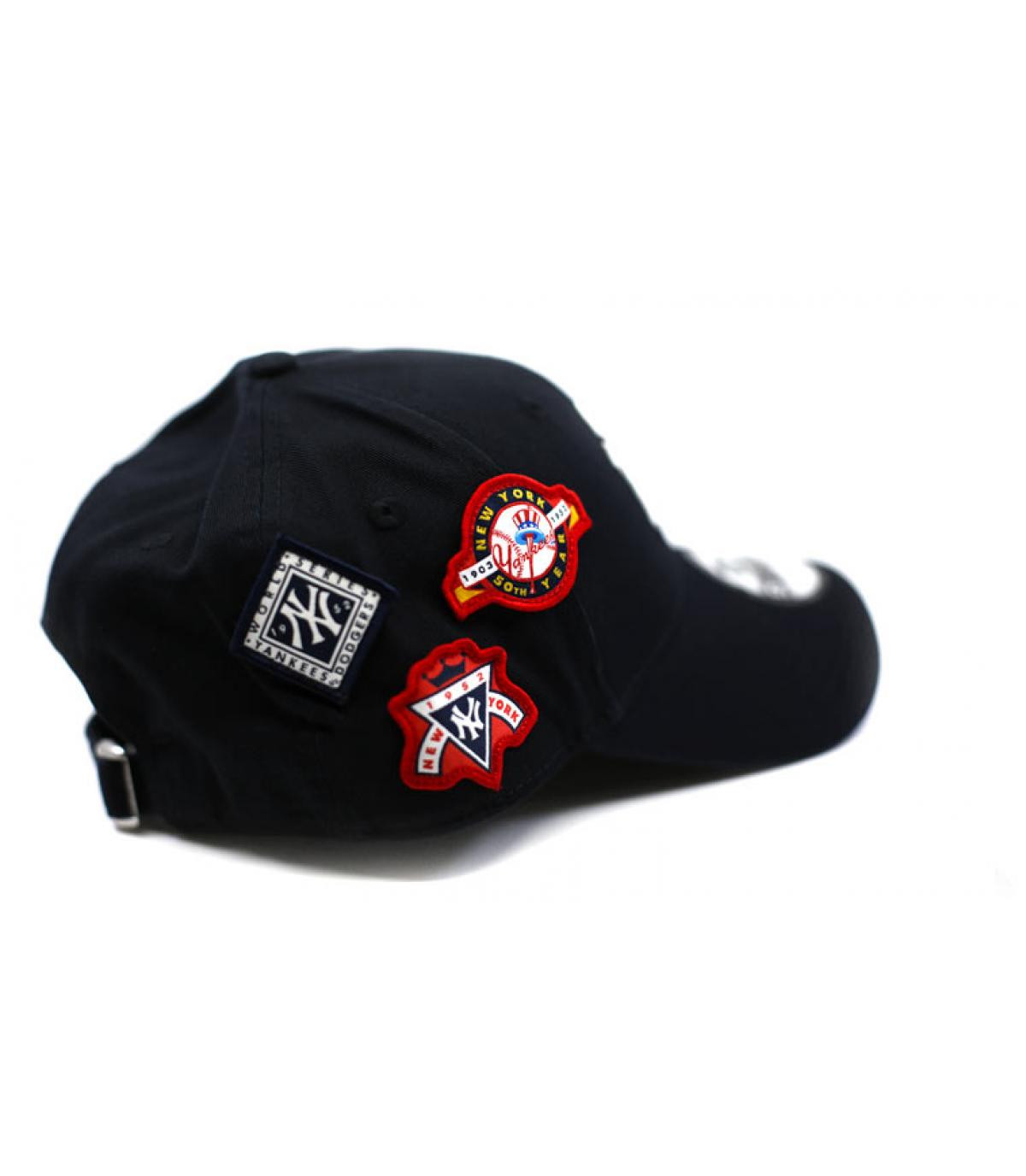 Details Cap Cooperstown Patched 9Forty NY - Abbildung 3