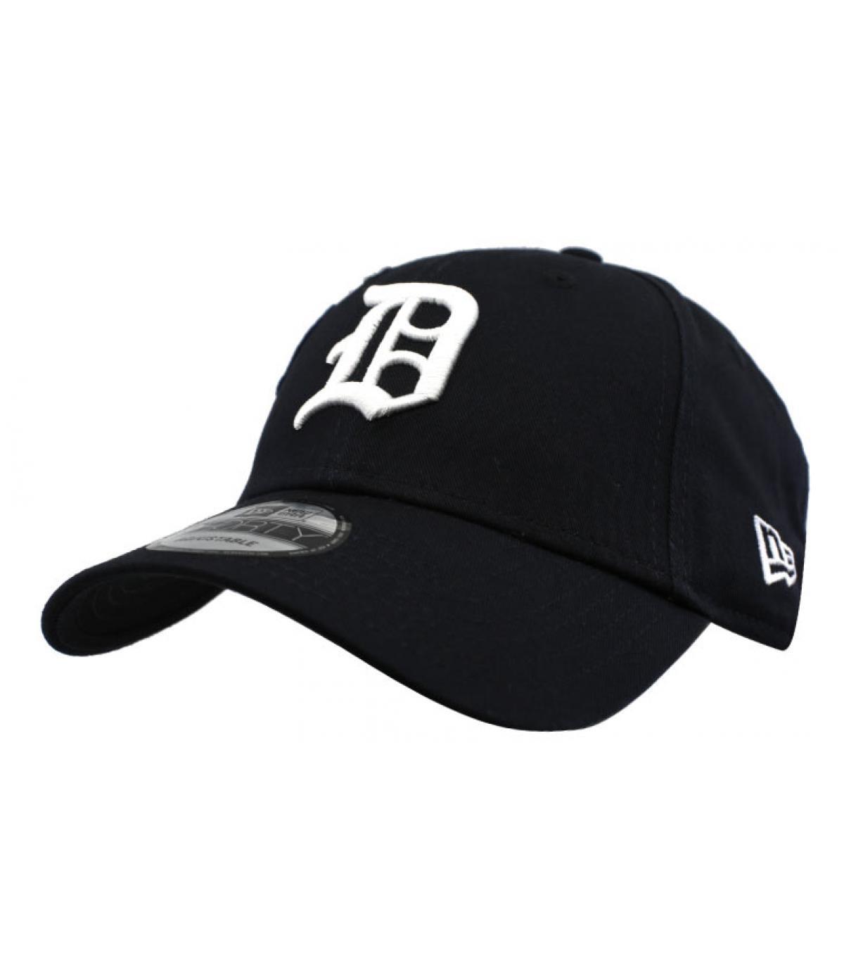 Cap D schwarz