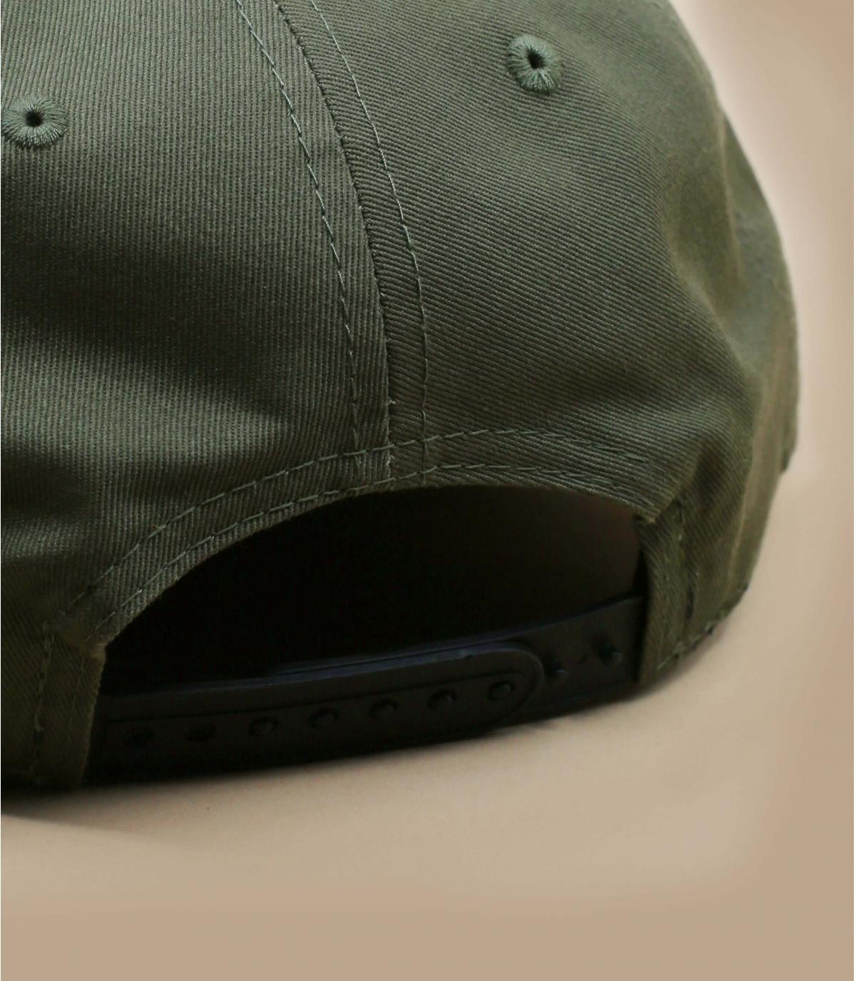 Details Snapback Colour Block NY 950 olive black - Abbildung 4