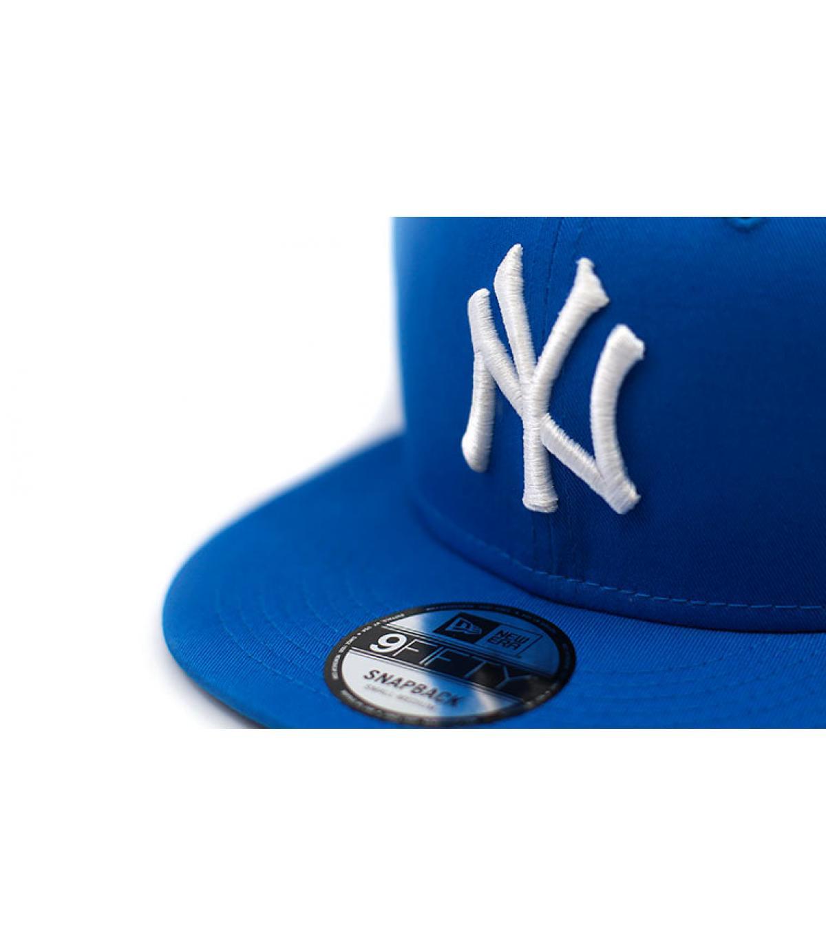 Details Snapback League Ess NY 950 cardinal - Abbildung 3