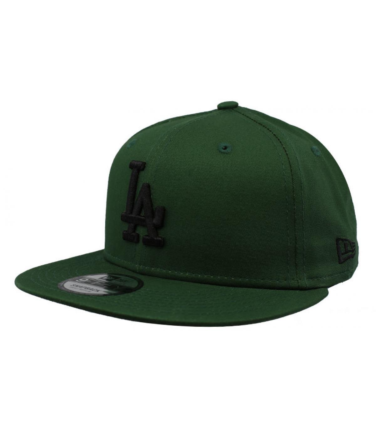 Details Snapback League Ess LA 950 hooley green black - Abbildung 2