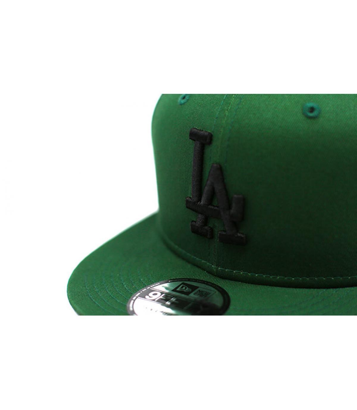 Details Snapback League Ess LA 950 hooley green black - Abbildung 3