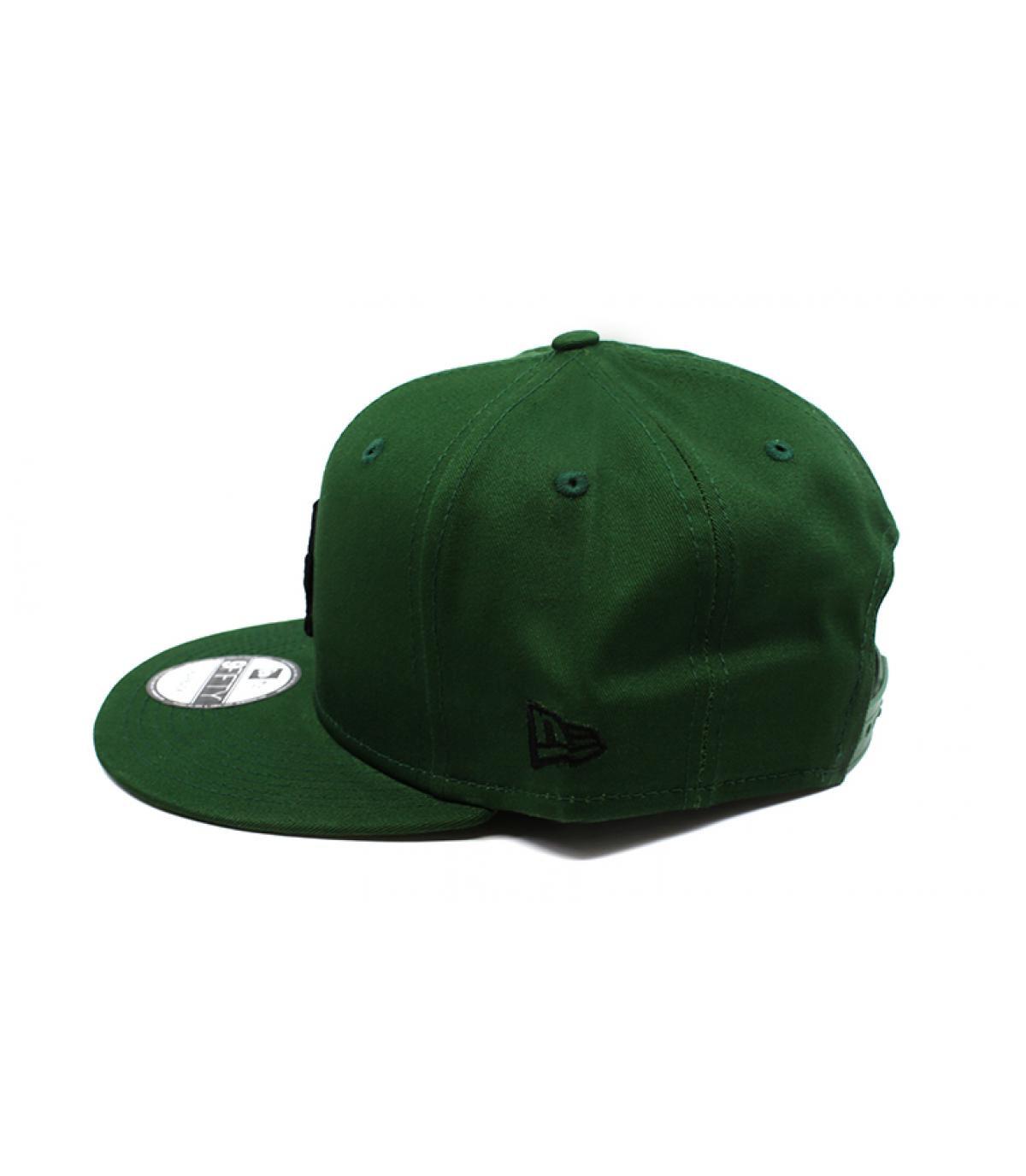 Details Snapback League Ess LA 950 hooley green black - Abbildung 4