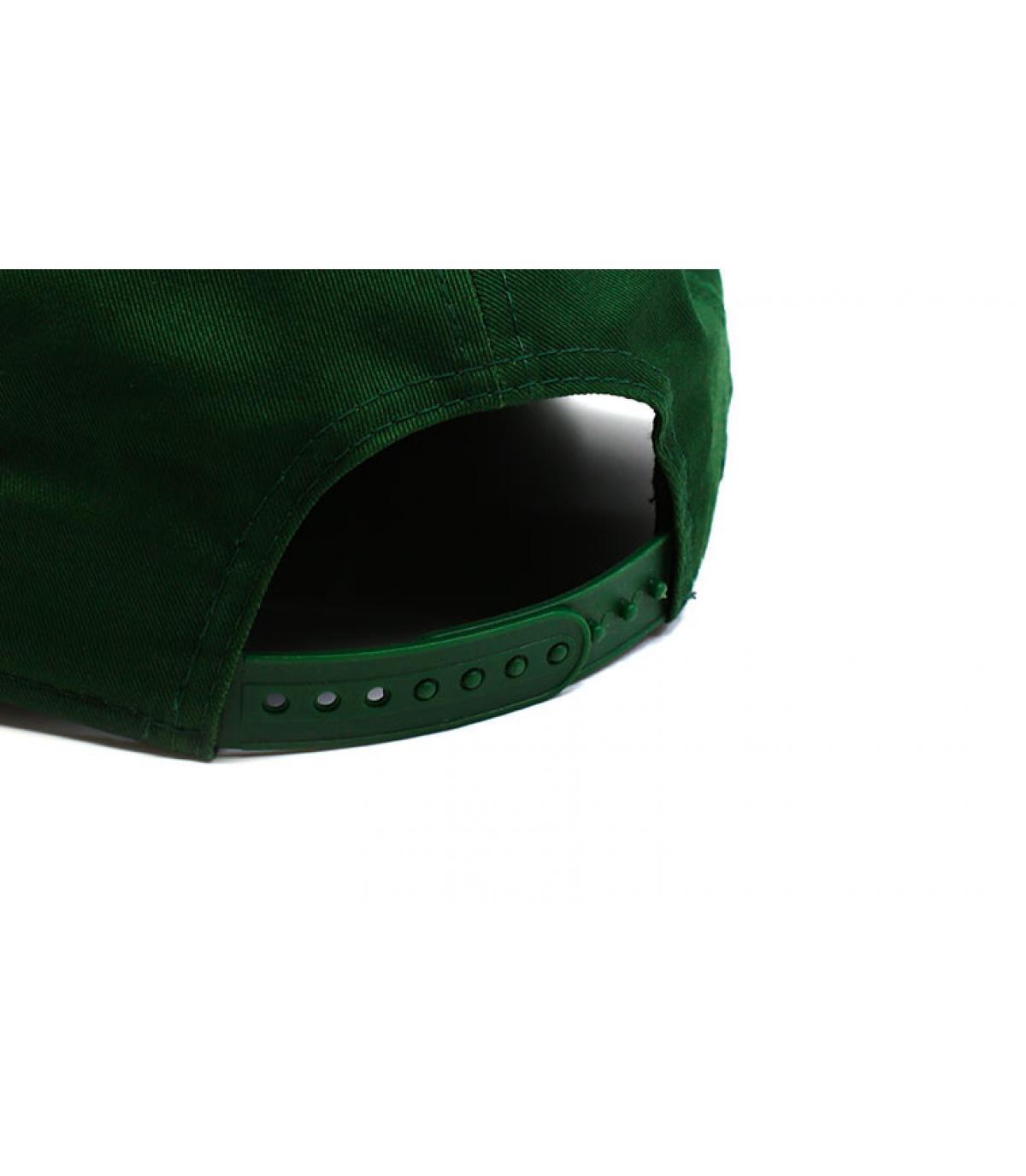 Details Snapback League Ess LA 950 hooley green black - Abbildung 5