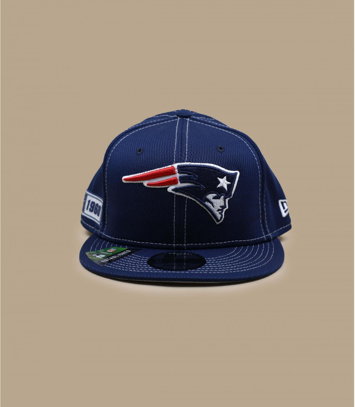 Cap Patriots blau