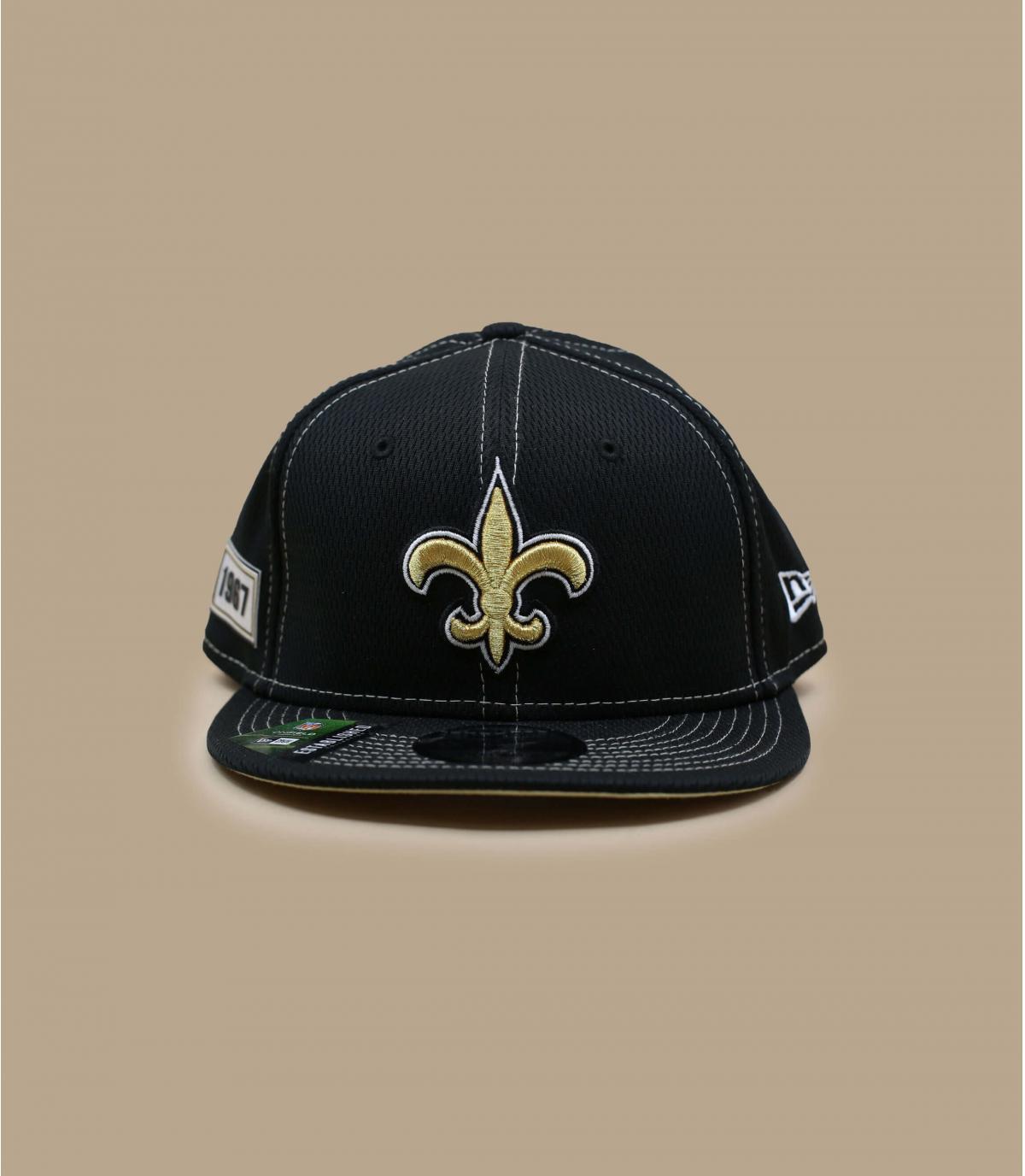 Cap Saints schwarz